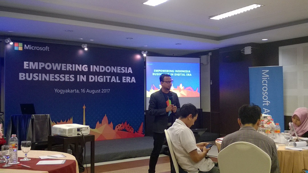 Empowering Indonesia Businesses in Digital Era